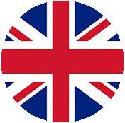 bandera britanica redonda