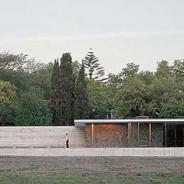 6º Café.  Mies van der Rohe y el Pabellón Barcelona