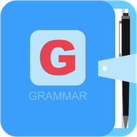Bluebloc Notes - Grammar Icon