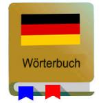 icono diccionario aleman